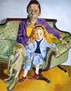 one of my favorite Alice Neel paintings