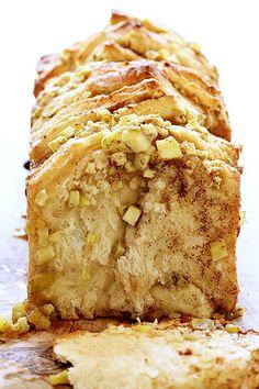 Zucchini Pull-Apart Bread!