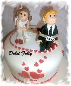 nubilato/celibato cake