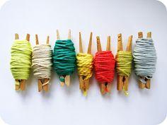 Yarn/ String Storage