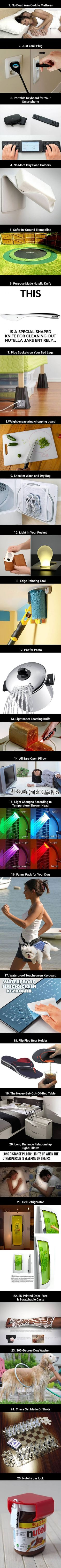 25 Just Really Cool Inventions(Diy Tech) (Cool Gadgets)