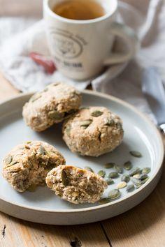 Suikervrije koekjes? Ja, dat kan echt! En ze zijn nog geschikt om mee te ontbijten ook. Natuurlijk glutenvrij en lactosevrij.