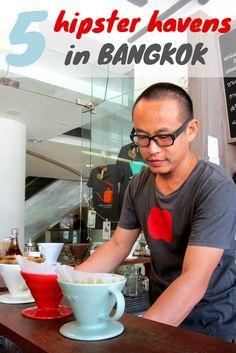 5 Hipster Havens for Bangkok http://www.angloitalianfollowus.com/five-pics-and-tips-for-bangkok #travel #thailand #coffee