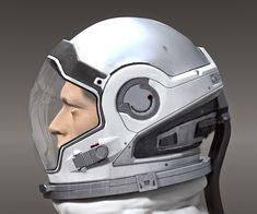 Wonderful INTERSTELLAR Spacesuit Concept Art by Romek Delimata « Film Sketchr