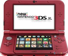 New 3DS XL Handheld!! The first and last GameBoy I have owned was the Advance once it released. I would love this one!!