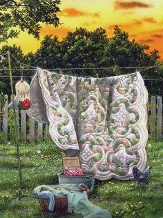 doug knutson artwork | Коллекция картинок: Лоскутное одеяло