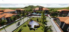 Villa Flores ciudad de Choluteca, Honduras   Arq. Hector Larios