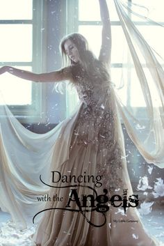 Wow!!! Beautiful, I want to dance with the Angels!!!!!