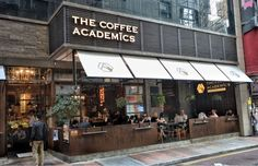 Hungry Hong Kong: THE COFFEE ACADEMICS