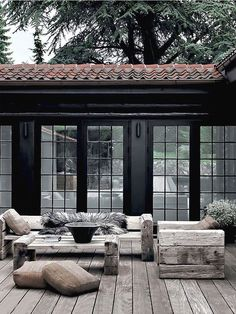 Build veranda Building a porch: which types of wood are best suited for this? Always wanted to figure out how to knit, but undecided t.