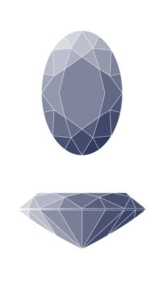 A visual guide to the different shapes of modern diamond cuts. Learn what makes each diamond cut unique. Silver Jewelry Box, Silver Rings Handmade, Silver Drop Earrings, Earrings Uk, Diamond Sketch, Diamond Drawing, Diamond Sizes, Oval Diamond, Jewelry Design Drawing