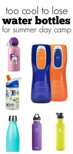 water bottles for kids summer