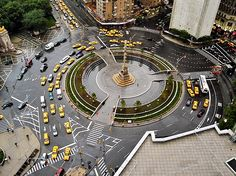 Columbus Circle, NYC (home sweet home) Monumental Architecture, City Architecture, New York Cityscape, Ny Skyline, Columbus Circle, Cultural Capital, New Amsterdam, I Love Nyc, City That Never Sleeps