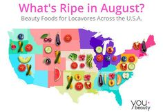 Infographic: What's in Season in Your Region | Healthy Living - Yahoo! Shine