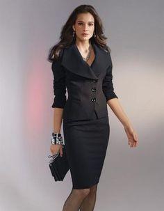 21 mejores imágenes de ropa ejecutiva para oficina  8348e4304176