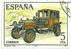 Cars / Automobiles / Trucks on Stamps - Stamp Community Forum - Page 19