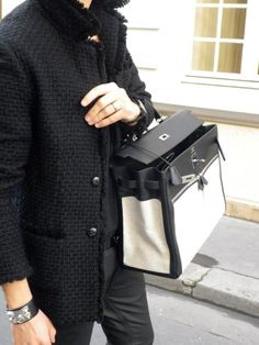 Hermes Kelly Toile and CDC