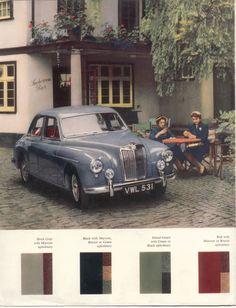1953 MG Magnette