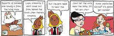 Breaking Cat News by Georgia Dunn for Jul 18, 2017 | Read Comic Strips at GoComics.com