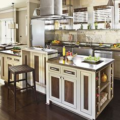 Kitchen Inspiration: Eco-Friendly Kitchen - Kitchen Inspiration - Southern Living