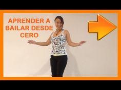 Aprender a bailar desde CERO - vídeo 1 - YouTube