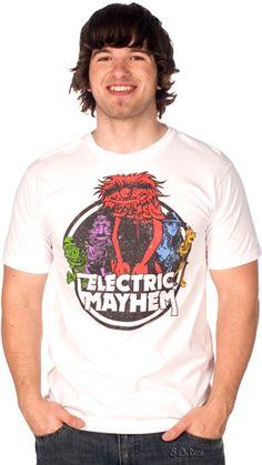 Vintage Electric Mayhem T-Shirt