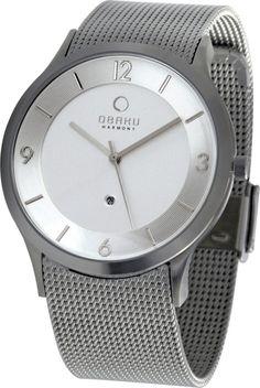 OBAKU Denmark - Danish Design Watches