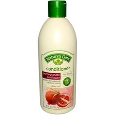 Nature's Gate, Hair Defense Conditioner, Pomegranate Sunflower, 18 fl oz (532 ml)