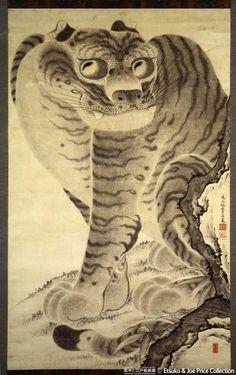 Animalarium: Tyger Tyger, Burning Bright Jakuchū