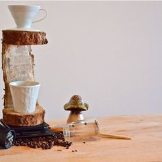 For more coffee inspirations from Japan visit www. Coffee Pour Over Stand, Brew Stand, V60 Coffee, Brewing, Coffee Maker, Japan, Coffee Maker Machine, Coffee Percolator, Coffee Making Machine