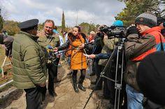 """Акция """"Сирегь Победы"""" в Севастополе, апрель 2015"""