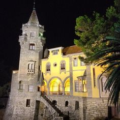 Portugal, Cascais, Portuguese, The Good Place, Beautiful Homes, Exotic, Wanderlust, Mansions, World