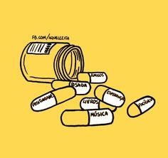 Os melhores remédios