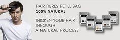 Hair Building Fibers