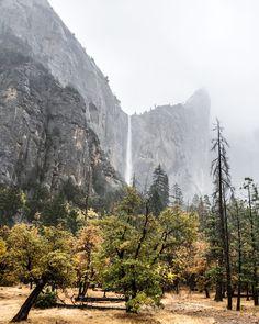 bridal veil falls. yosemite. california. by Tanner Wendell Stewart #xemtvhay