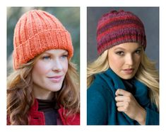 How to Knit a Hat: 7 Cozy Free Knit Hat Patterns eBook