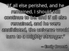 Emily Bronte, Math Equations