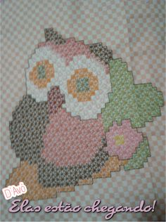 Elas estão chegando! Diy And Crafts, Diagram, Map, Blog, Hand Embroidery Stitches, Embroidery Stitches, Cross Stitch Embroidery, Japanese Patchwork, Crochet Fish