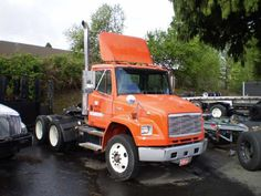 1997 Freightliner Tractor Truck without Sleeper for sale #truck #trucks