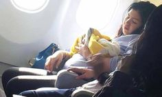 A baby girl born on a flight halfway from Dubai to Manila has received a birthday present: a million air mile points. The Philippine carrier Cebu Pacific said the baby, named Haven, was the first to be delivered on one of its planes. 👍 YT: https://youtu.be/ZvkgZvOhpWE #baby #babies #adorable #cute #cuddly #cuddle #small #lovely #love #instagood #kid #kids #beautiful #life #sleep #sleeping #children #happy #igbabies #childrenphoto #toddler #instababy #infant #young #photooftheday #sweet…