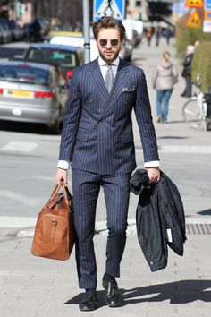 MenStyle1- Men's Style Blog - Philip Conradssons - one of the best dressed...