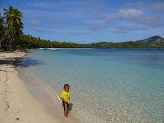 Fidschis - Strandleben #fiji #fidschi #strandleben #strand #meer #traumstrand #baden #urlaub #insel