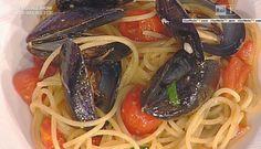 La ricetta degli spaghetti con cozze alla puttanesca di Gianfranco Pascucci del 18 settembre 2015 – La prova del cuoco