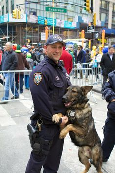NYC officer and his partner King  Law Enforcement Today www.lawenforcementtoday.com