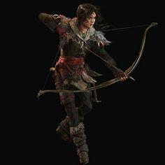 Rise of the Tomb Raider artwork