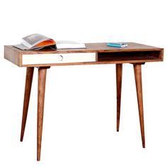mid century inspired desk