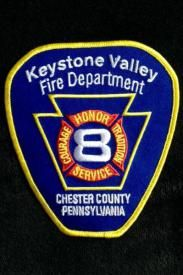 Keystone Valley Fire Department Pa - #FirePatch #Setcom