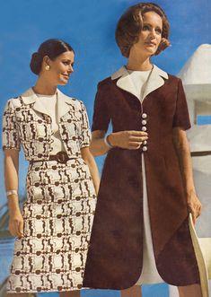 1971- Women's fashions