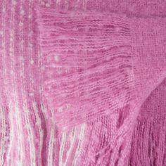 Anastasia Fuchsia Blanket