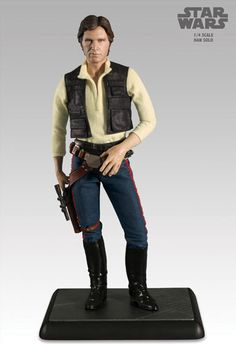 Estatua Han Solo, Star Wars. Sideshow Collectibles